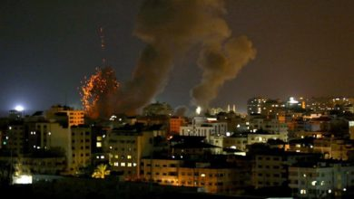 Israel carries out strikes across Gaza