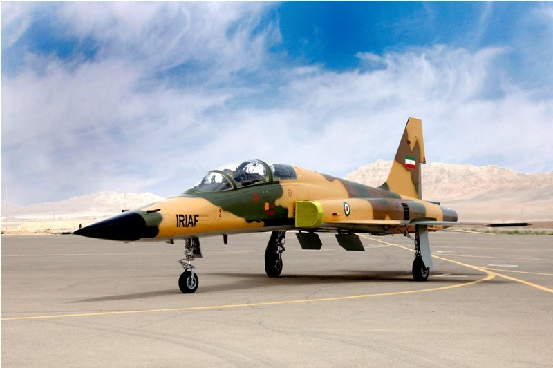 Iran unveiled the Kowsar fighter jet