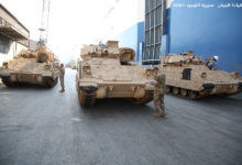 Bradley Fighting Vehicles Lebanon