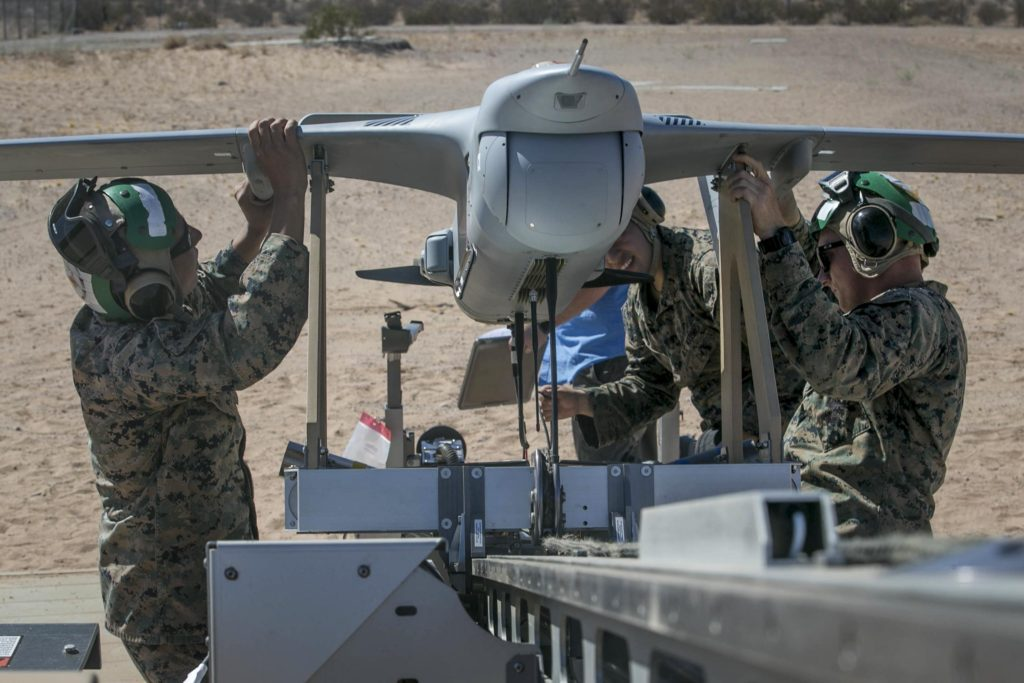 RQ-21 Blackjack drone