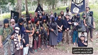 Philippines ISIS bayah