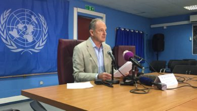 David Shearer, Head of UN Mission in South Sudan
