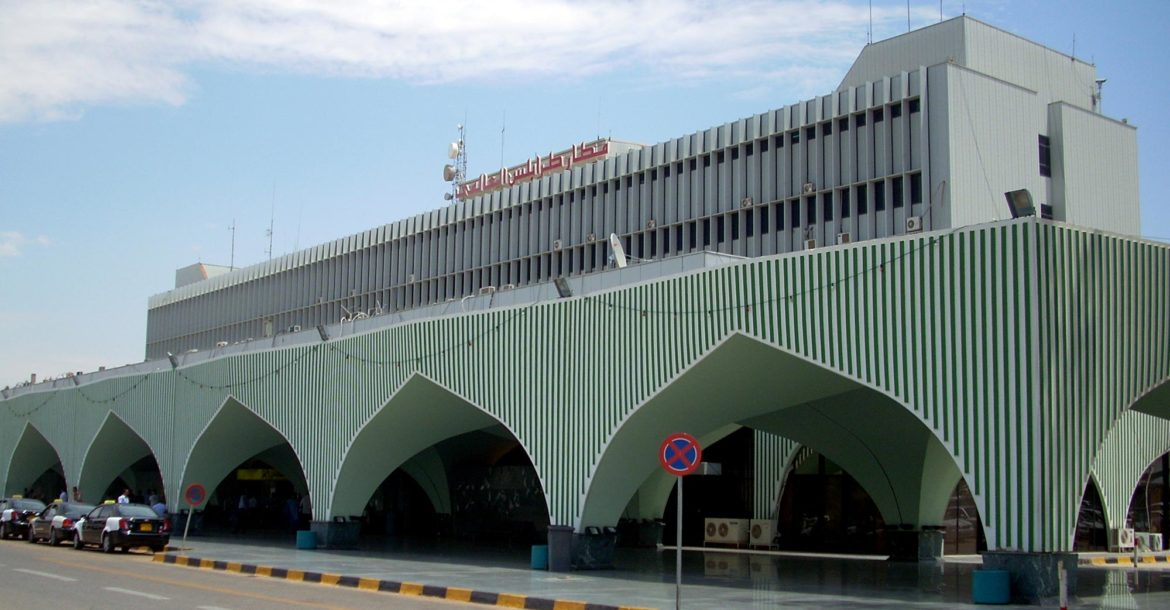Tripoli International Airport, Libya