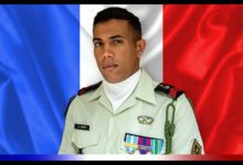 French Army Corporal Abdelatif Rafik was killed on October 17, 2018 in Mali