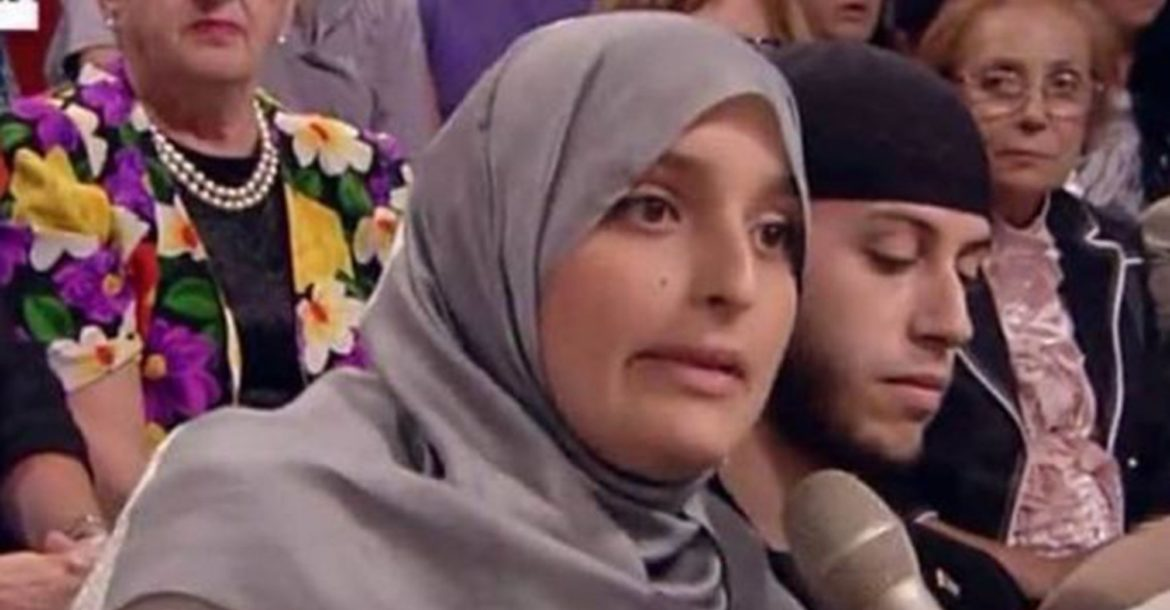 Maria Giulia Sergio, who changed her name to Fatima az Zahra, recruited women for ISIS