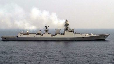 Indian Navy INS Kolkata