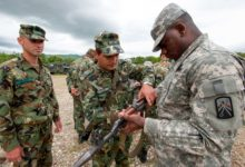 Bulgaria and US soldiers