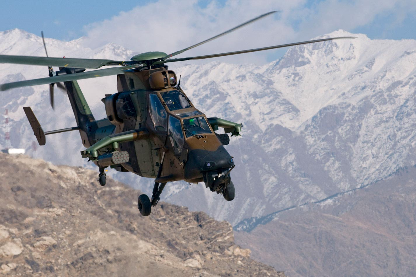 France conducts air operations in Mali and Burkina Faso