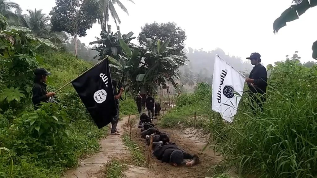 Philippines ISIS training camp