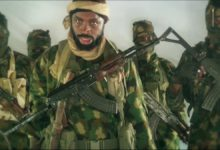 Boko Haram leader Abubakar Shekau