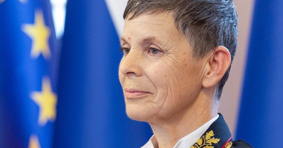 Major General Alenka Ermenc