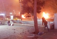 Ankara suicide car bomb, March 2016