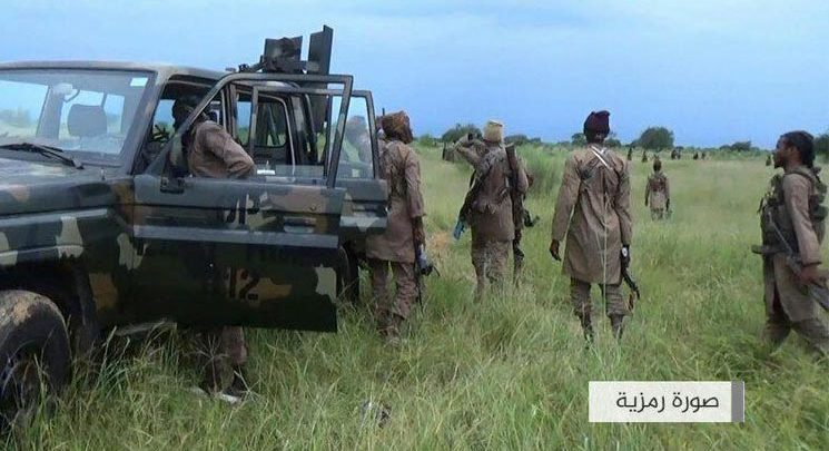 Islamic State West Africa Province militants