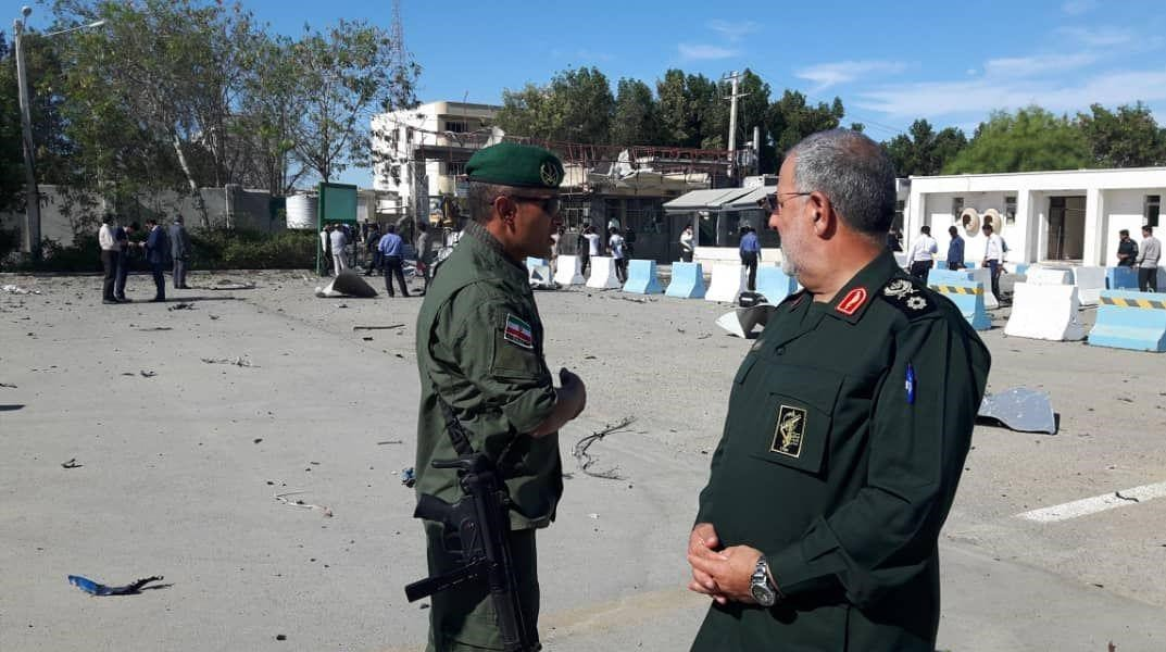 Iran police respond to Chabahar VBIED attack