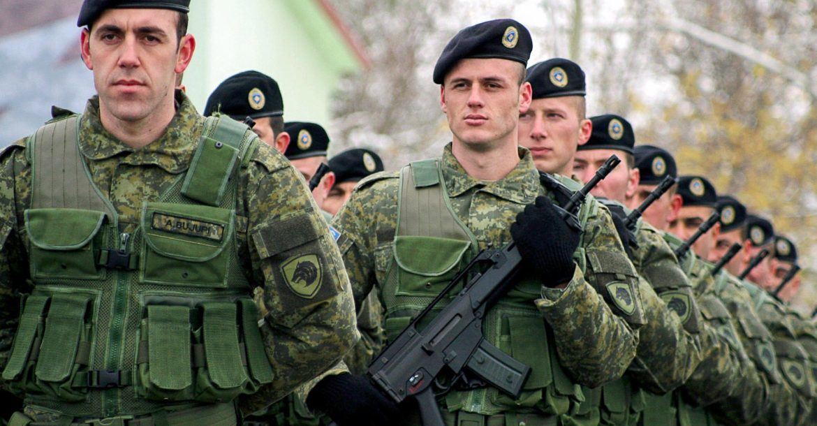 Kosovo Security Force (KSF)