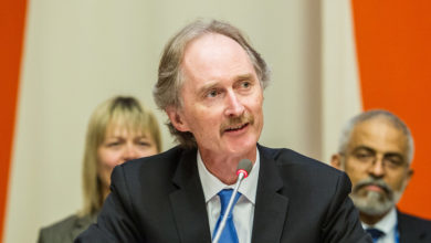 Geir Pedersen was named UN special envoy for Syria in October 2018