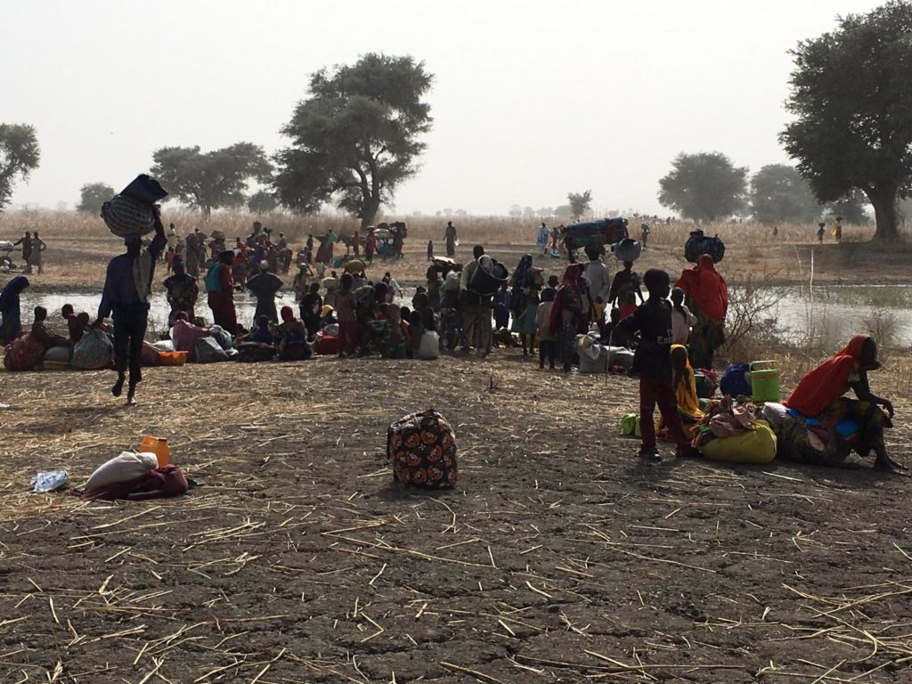 People flee Rann, Nigeria