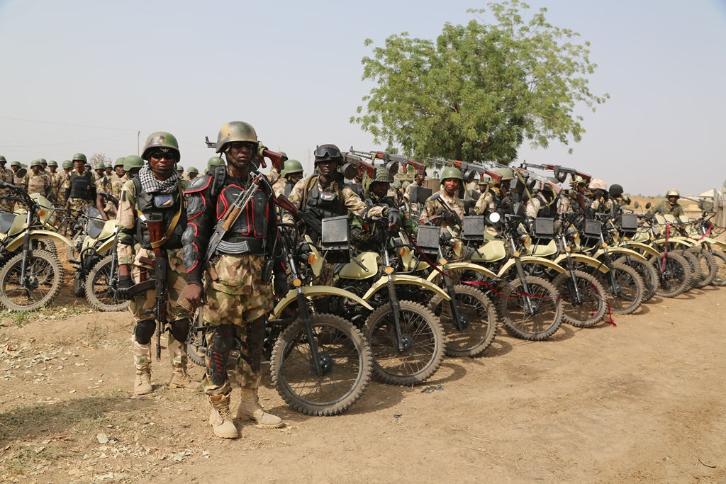 Nigeria's military struggles with Islamic State: Part 2