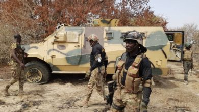 Nigerian Army Deep Punch II