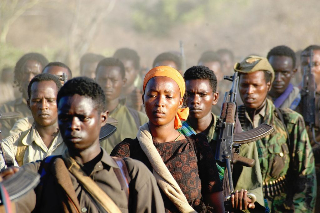 New Ethiopian offensive suggests difficulty in managing peace process
