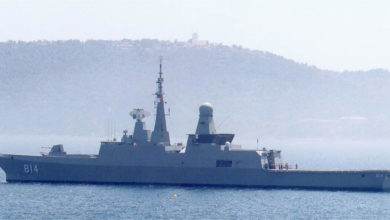 Royal Saudi Naval Forces frigate Makkah