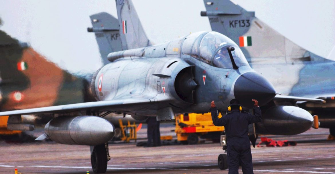 Indian Air Force Mirage 2000