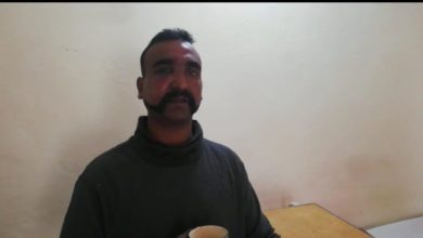 India Air Force Wing Commander Abhinandan Varthaman
