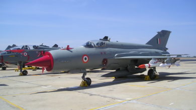 Indian Air Force MiG-21