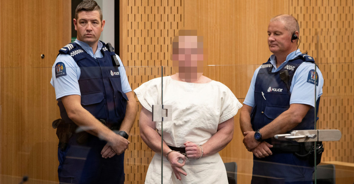 Brenton Tarrant Image: New Zealand Court Charges Brenton Tarrant With Murder Over