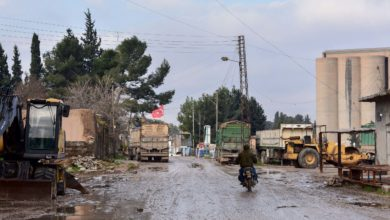 Syria-Turkey border