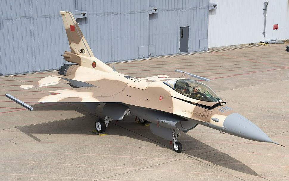 Fighter Jets For Sale >> 4 8 Billion Sale And Upgrade Of Morocco F 16 Aircraft