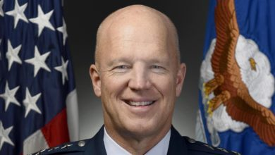 US Air Force General John Raymond