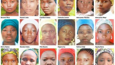 Missing Chibok girls