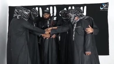 Sri Lanka bombers pledge allegiance to ISIS leader