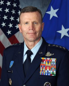 US Air Force Gen. Tod D. Wolters