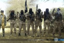 ISIS fighters in Burkina Faso