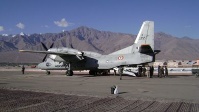 India Air Force An-32