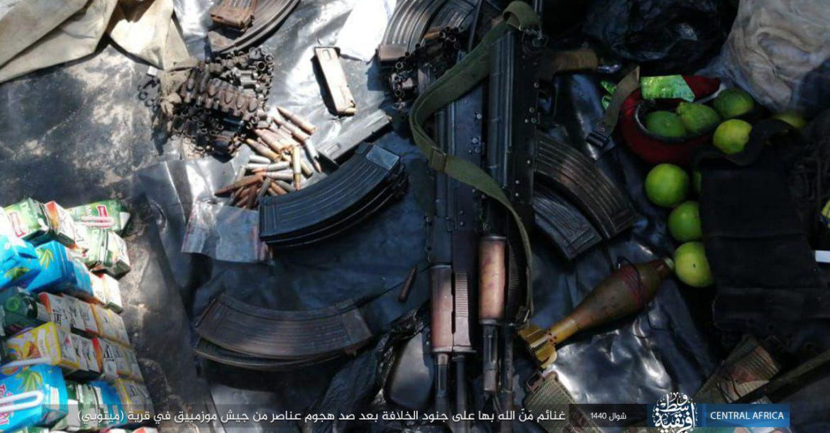 Islamic State in Mozambique