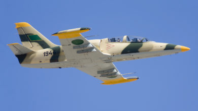 Libyan Air Force L-39