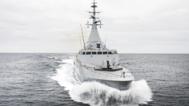 Naval Group Gowind multi-mission corvette