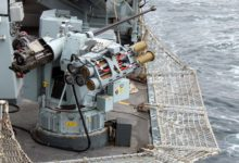 Royal Navy tests Martlet Lightweight Multirole Missile