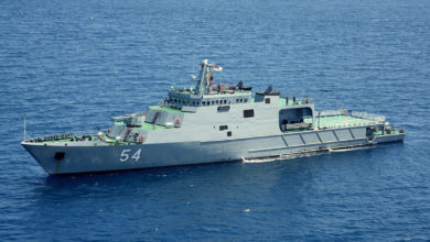 Myanmar Navy UMS Inlay
