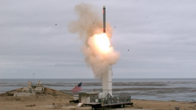 US tests ground-launched missile