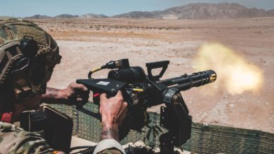 US Army Special Operation Soldier