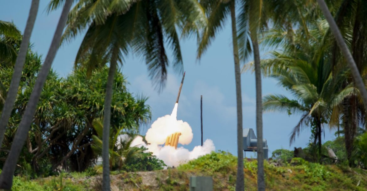 Flight Test THAAD-23