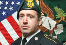 US Green Beret Sergeant 1st Class Jeremy W. Griffin