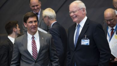 Mark Esper and James Jeffrey