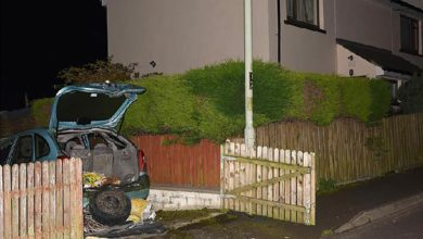 PSNI find IED in Derry