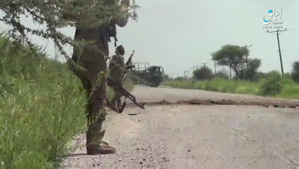 Nigeria: Islamic State claims 'tens' of military casualties