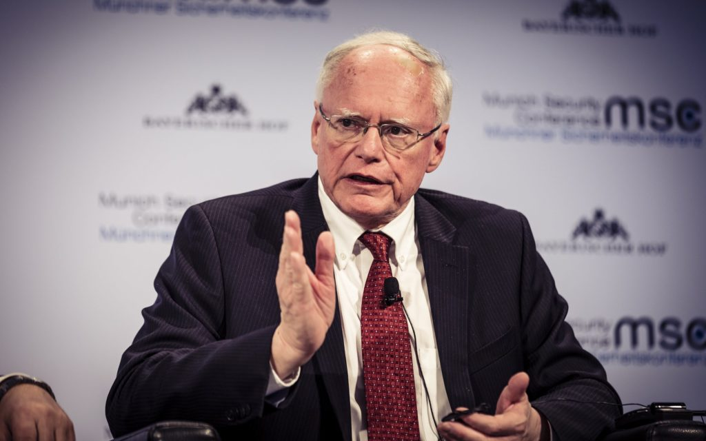 US envoy James Jeffrey at the Munich Security Conference
